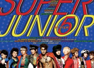 Super Junior – SUPERMAN