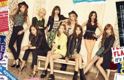 Girls' Generation (少女時代) – PAPARAZZI