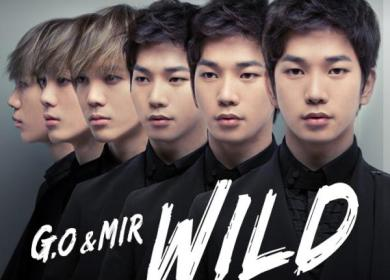 MBLAQ GO & Mir (엠블랙 지오 & 미르) – Wild