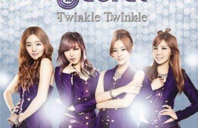 Secret ( シークレット) – Twinkle Twinkle