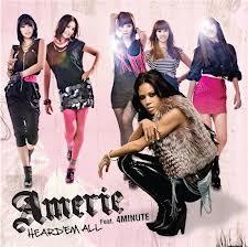Amerie Feat 4Minute(포미닛) BEAST/B2ST(비스트) – Heard 'Em All