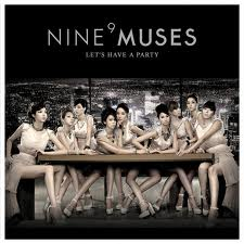 Nine Muses (나인뮤지스) – Ladies