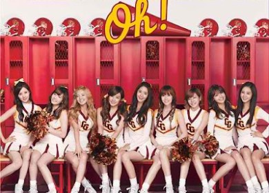 Girls' Generation (少女時代) – Oh! (Japanese Ver.)