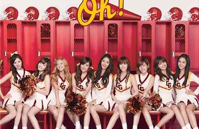 Girls' Generation (少女時代) – All My Love Is For You (OT8 Ver.)