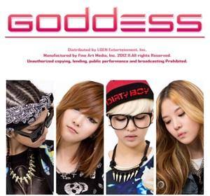 Goddess (가디스) – Dirty Boy