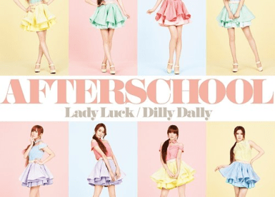 After School  – SLOW LOVE