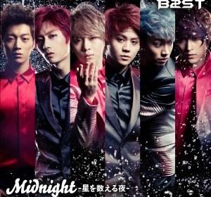 BEAST (ビースト) – Midnight-On Nights I Count the Stars- (Midnight-星を数える夜-)