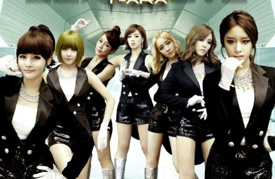 T-ARA – Like The First Time (初めてのように) (Japanese Version)