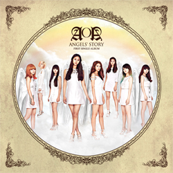 AOA (Ace of Angels) – Elvis (AOA Black Version)