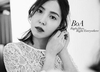 BoA – Right Here, Right Everywhere