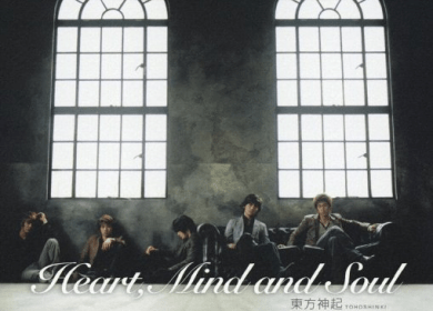 Tohoshinki (東方神起) – Heart, Mind and Soul