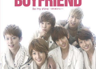 Boyfriend – The Story You Never Knew (君の知らないStory)
