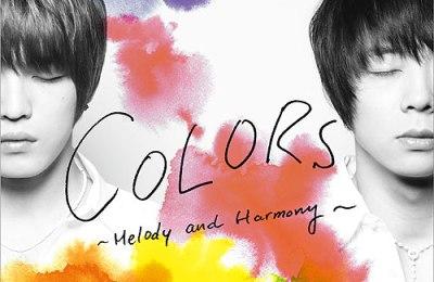 Jaejoong (ジェジュン) & Yoochun (ユチョン) – COLORS ~Melody And Harmony~