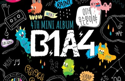 B1A4 – How Many Times (몇 번을)