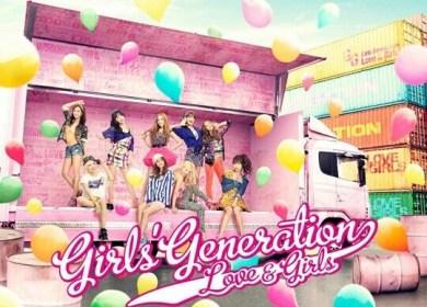 Girls' Generation (少女時代) – Lingua Franca