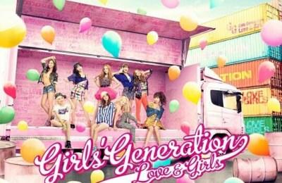 Girls' Generation (少女時代) – Love & Girls (OT8 Ver.)