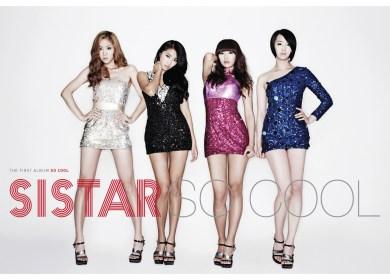 SISTAR (씨스타) – So Cool
