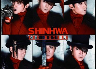 Shinhwa (신화) – Breathin'