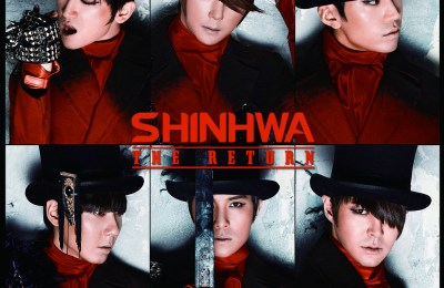 Shinhwa (신화) – Be My Love
