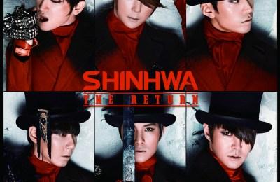 Shinhwa (신화) – Red Carpet