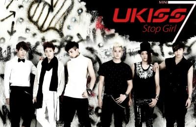 U-KISS (유키스) – Time to Go