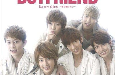 Boyfriend – Be My Shine (君を離さない)