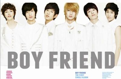 Boyfriend (보이프렌드) – Boyfriend (보이프렌드)