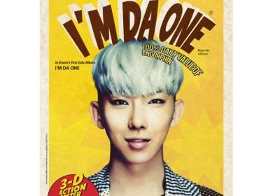 Jo Kwon (조권) – I'm Da One (Ft. Zion T)
