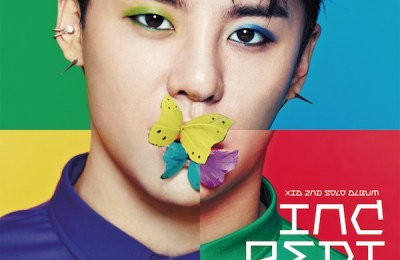 XIA (준수) – Rainy Eyes