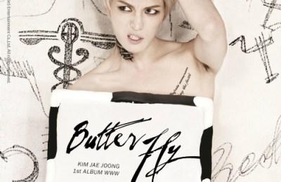 Kim Jae Joong (김재중) – Butterfly