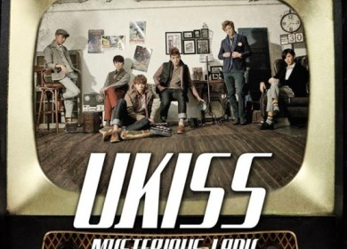 U-KISS – Mysterious Lady