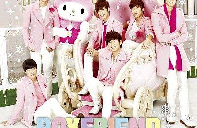 Boyfriend – Pinky Santa