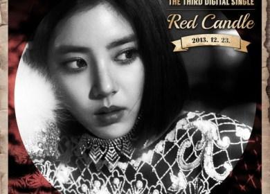 Son Dam Bi (손담비) – Red Candle