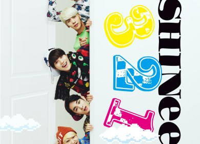 SHINee – Colors of the season