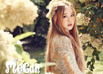 Megan Lee (메건리) – 8dayz (Feat. Beast's Junhyung)