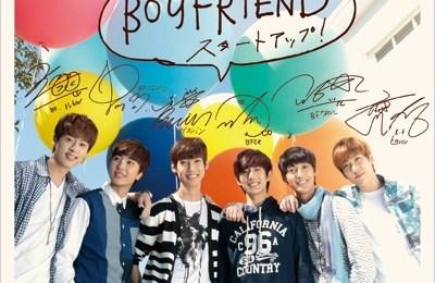 Boyfriend – Start Up! (スタートアップ!)