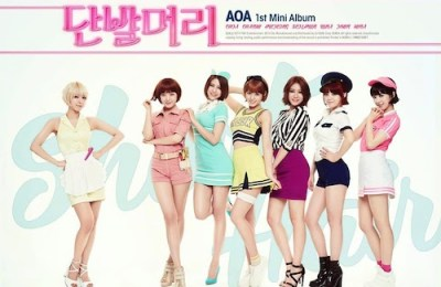 AOA – You Know That (말이 안 통해)