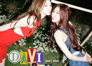 Davichi – Don't Move (움직이지마)