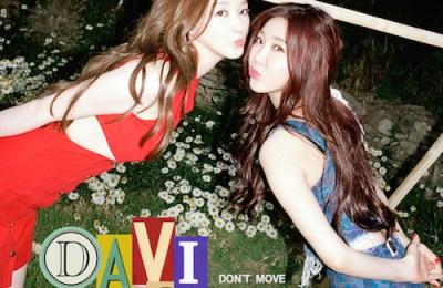 Davichi – Don't Move (움직이지마)