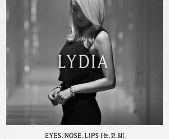 Lydia Paek – Eyes, Nose, Lips (눈,코,입) Cover English Version