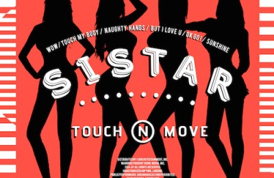 SISTAR – Naughty Hands (나쁜손) (feat. Verbal Jint)