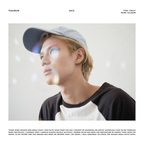 TAEMIN (태민) - Ace » Color Coded Lyrics