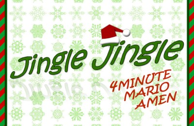 4Minute – 징글징글 (Jingle Jingle) (Feat. Mario & Amen)