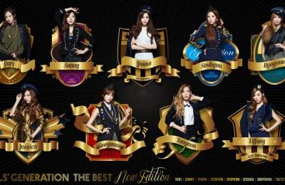 Girls' Generation (少女時代) – Show Girls