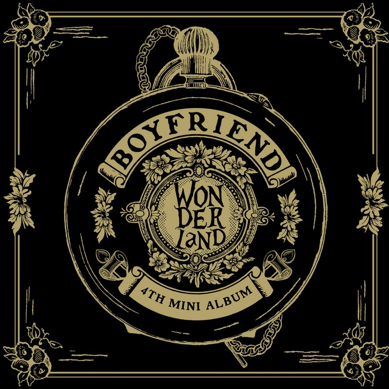 Boyfriend - BOYFRIEND in Wonderland