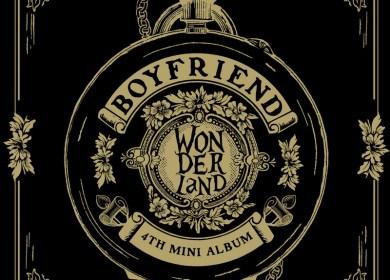 Boyfriend – BOUNCE