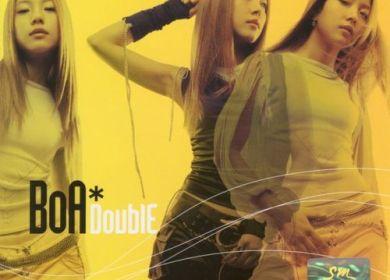 BoA (보아) – Double (Korean ver.)