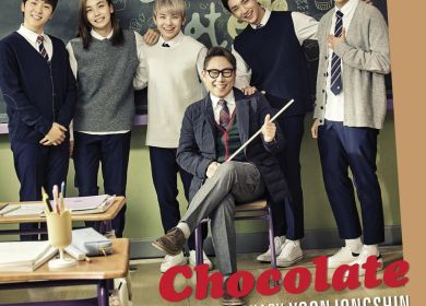Yoon Jong Shin – Chocolate (With SEVENTEEN Vocal Unit)