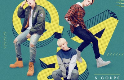 SEVENTEEN (S.Coups, Woozi, Vernon) & Ailee – Q&A