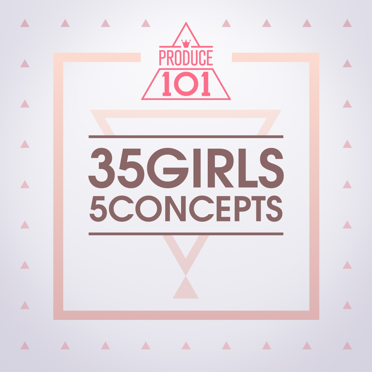 PRODUCE 101] Girls On Top (소녀온탑) - In The Same Place